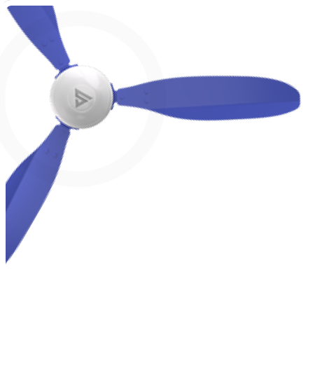 Superfan 5 Star Rated Bldc Ceiling Fan With Remote